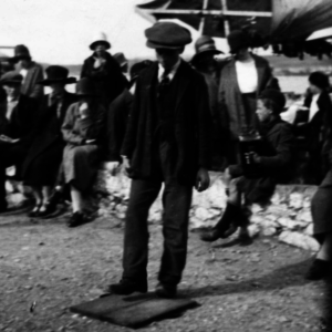 Dancer at Omeath Feis 1912