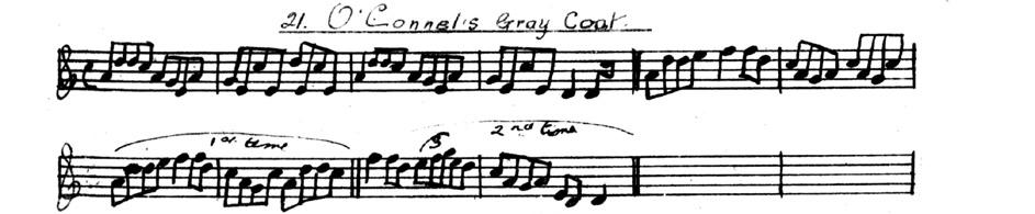 Donnellan MS - 21 OConnels Gray Coat