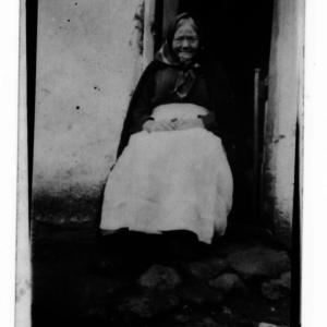 Keening woman Maighréad Mhodartha Kelly