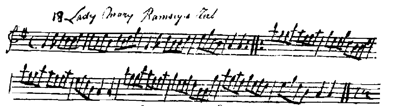 Patrick McGahon MS - No 18 Lady Mary Ramsey