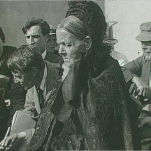 Singer Cití Sheáin McGivern or Nancy Caulfield
