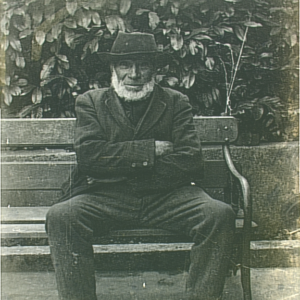 Storyteller and Singer Mícheál McArdle