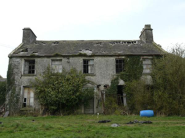 The Plunkett Mansion, Rocksavage, Co. Monaghan